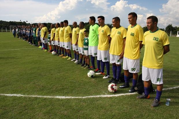 5d825a5e73001 Peixoto de Azevedo sediou o 1º Jogo das Estrelas da Seleção ...