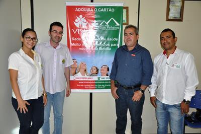 9996d71d1 Cartão Viva Mais estará presente na Festa do Dia dos Garimpeiros em Peixoto  - Notícia Vip